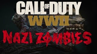 Huge WW2 Zombies Leaks - Second Map Has Been Confirmed (Call of Duty)