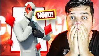 I PLAYED WITH THE NEW JOKER SKIN! GENERAL DESTRUI (FORTNITE) ‹ JUAUM ›