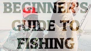 Fishing For Beginners - Where to Start - Bass Fishing