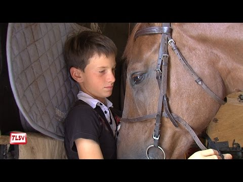 Luçon : Pierre Imbert, Un As De L'équitation !
