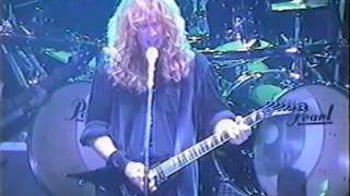 Megadeth - The Disintegrators (Live In Ft. Lauderdale 1998)