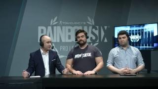 Rainbow Six Pro League Finals - Season 3 - Live from Sao Paulo - Day 2 thumbnail