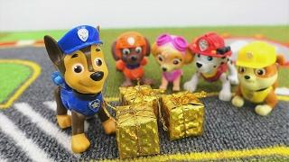 Spielspaß mit der Paw Patrol - Chase ist verschwunden - Lasst uns nach ihm suchen