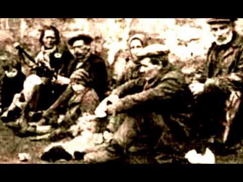 Scottish/Irish tinkler gypsies - Norma Munro - the rigs o' rye / wid ye gang wi' a tinker laddie?