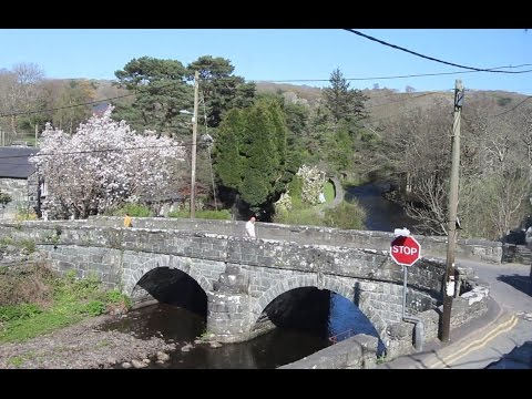 Llanbedr in 2 minutes - A tour of this pretty Snowdonia village on the Afon Artro