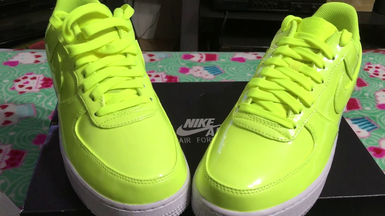 Unboxing Nike Air Force 1 '07 LV8 UV YouTube