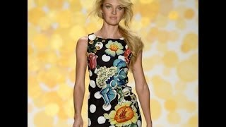 DESIGUAL: MERCEDES-BENZ FASHION WEEK Fall 2014 COLLECTIONS | MBFW
