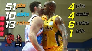 The Lonely Master (Jimmer Fredette) vs Starbury (Stephon Marbury) Full Duel Highlights (10.11.17)