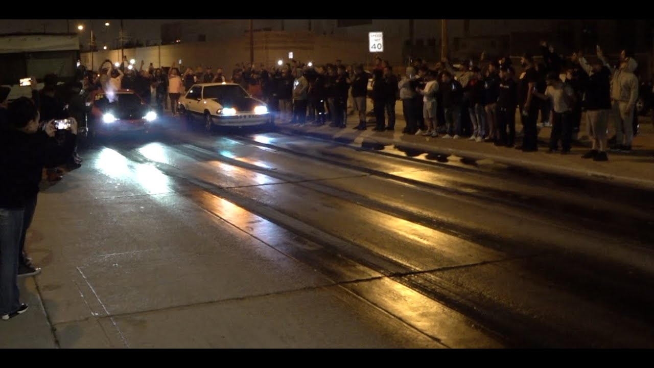 2JZ 240 Vs Boosted Mustang $5,400