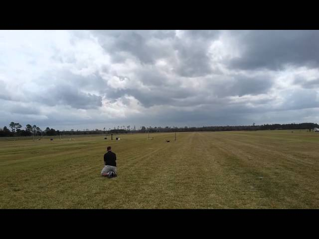 NASA FSGC Hybrid Rocket Competition 2016