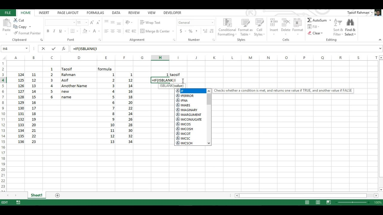 Extract / Separate Numbers from Text || MS Excel Tutorial ...