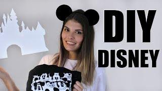 DIY: 5 MANUALIDADES DE DISNEY