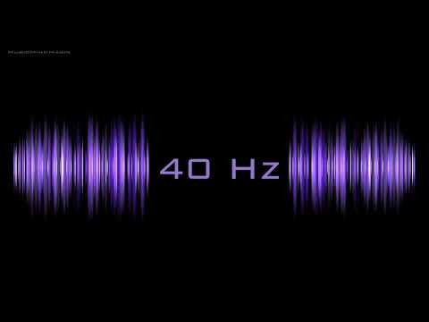 Gamma Brain Waves Meditation 40 Hz frequency 1 Hr Producing Focus, Calmness, Happiness