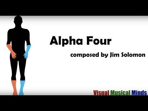 Alpha Four ~Body Percussion Piece