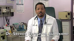Dr Steven Ferguson talks about Suboxone and Opiod Addiction ...withdrawal/detox