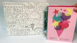 Kids Birthday Cards for a Cause Box