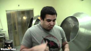 Wreckless Tries Malic Acid 100% Pure Sour