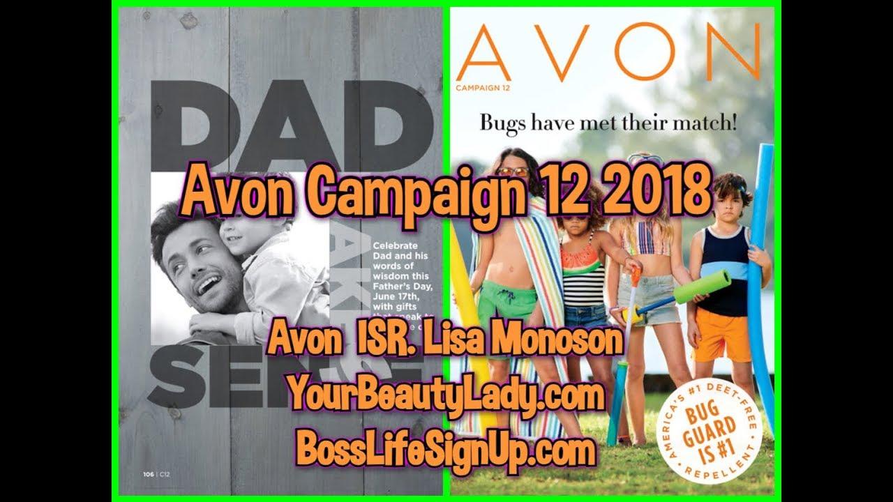 Avon Campaign 12 Archives — Lisa Monoson Bella Diva Beauty Blog