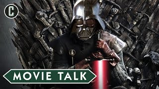 New Star Wars Films Written by Game of Thrones' Benioff & Weiss - Movie Talk