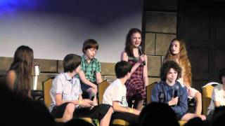 New Harry Potter Kid Actors at LeakyCon2011 Pt. 8