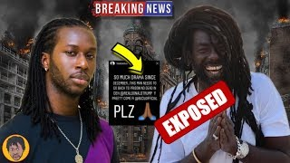 BREAKING NEWS   Buju Banton GET Diss WICKED!! By His Son Markus