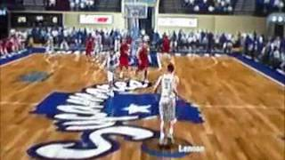 College Hoops 2K7 (PS3) Tournament 8 Part 2