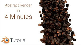 Abstract Art in Bender For Beginners thumbnail