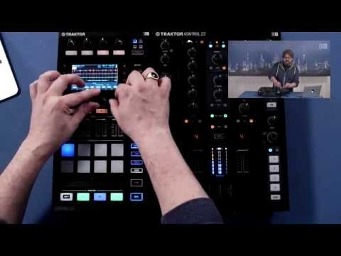 EXCLUSIVE: Traktor Stems live webcast video