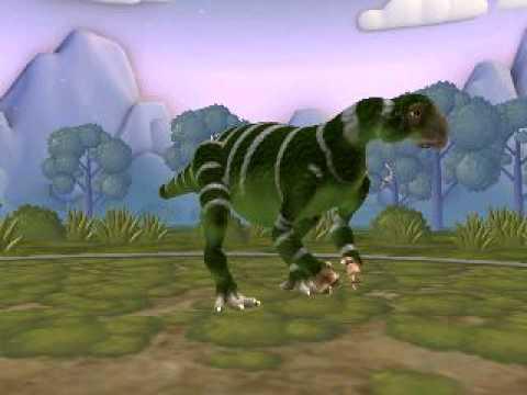 Spore Hadrosaur