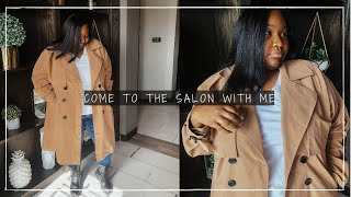 Come to the Salon With Me | Plus Size Vlog | Satisfying Time Lapse
