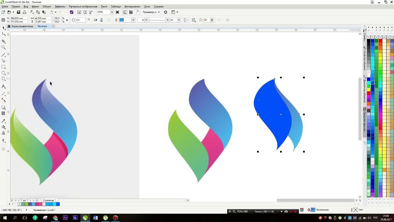 как из картинки сделать логотип предельно просто, так