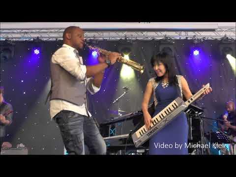 Keiko Matsui feat. Jackiem Joyner at 2. Algarve Smooth Jazz Festival (2017)