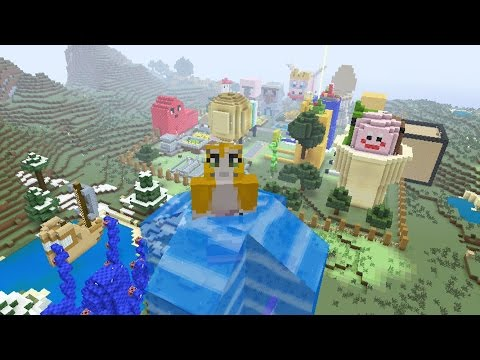 Minecraft Xbox - Quest To Upgrade Nelly (129)