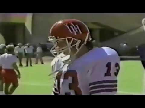 November 5, 1988 - Houston @ Texas