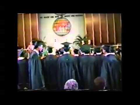 1989 Ben Lippen Graduation - Commencement Ceremony