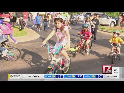 Wednesday is National Bike to School Day
