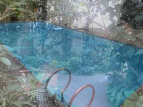 Hanoi Villas For Lease Swimming Pool Villa In Hanoi Youtube