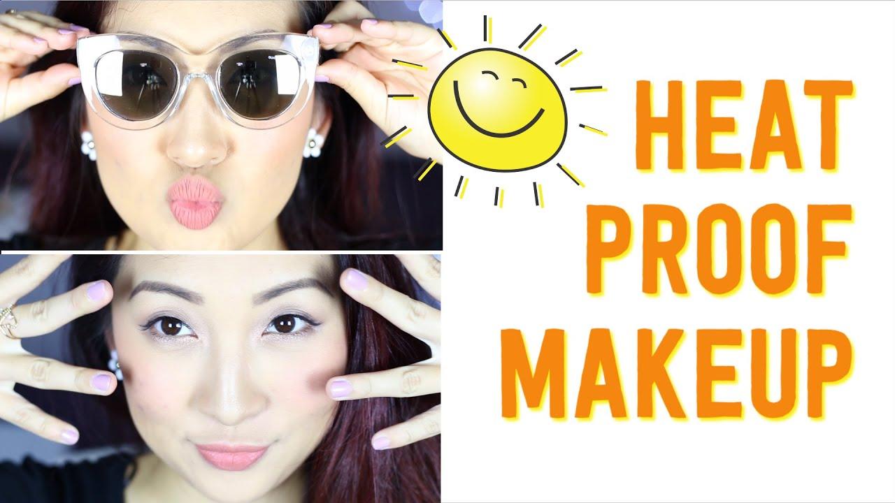 Summer Heat Proof Makeup Tutorial