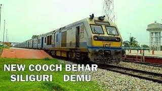 New Cooch Behar - Siliguri Demu Via. Mathabhanga, Changrabandha, New Mal | 1600