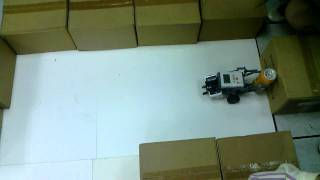 App Inventor Remote Control LEGO NXT Robot - Can moving Competition -1