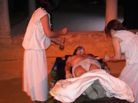 Roman funeral  - Funeral romano parte 1