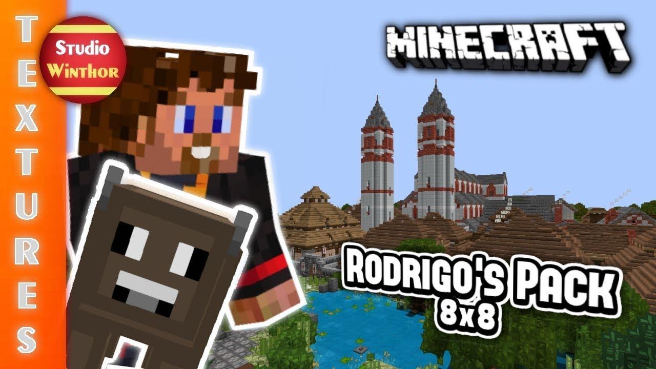 Rodrigo S Pack 8x8 Fur Minecraft 1 12 2 Texture Pack Quickview