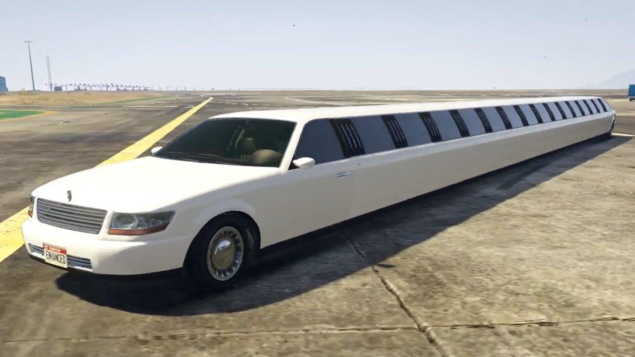 world 39 s longest car in gta 5 gta 5 funny moments youtube. Black Bedroom Furniture Sets. Home Design Ideas