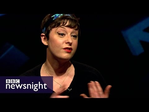 Is transgender the new civil rights frontier?  - BBC Newsnight