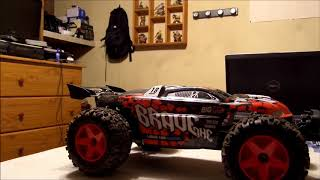 RC Unboxing Run & Review Courtesy Of RolyToys Tornado Subotech 4x4 Truggy
