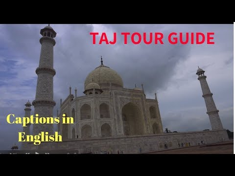 Taj Mahal Agra, India Tour | Part of seven wonders of the world