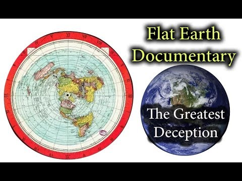 Flat Earth Documentary 2019 - The Greatest Deception   [ Rated G ] thumbnail