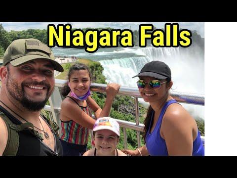 Cave Of The Winds! Niagara Falls