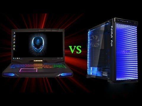 desktop laptop comparison