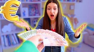 REGALO 10.000€ A SOFÌ PER IL SUO COMPLEANNO! *scherzo*